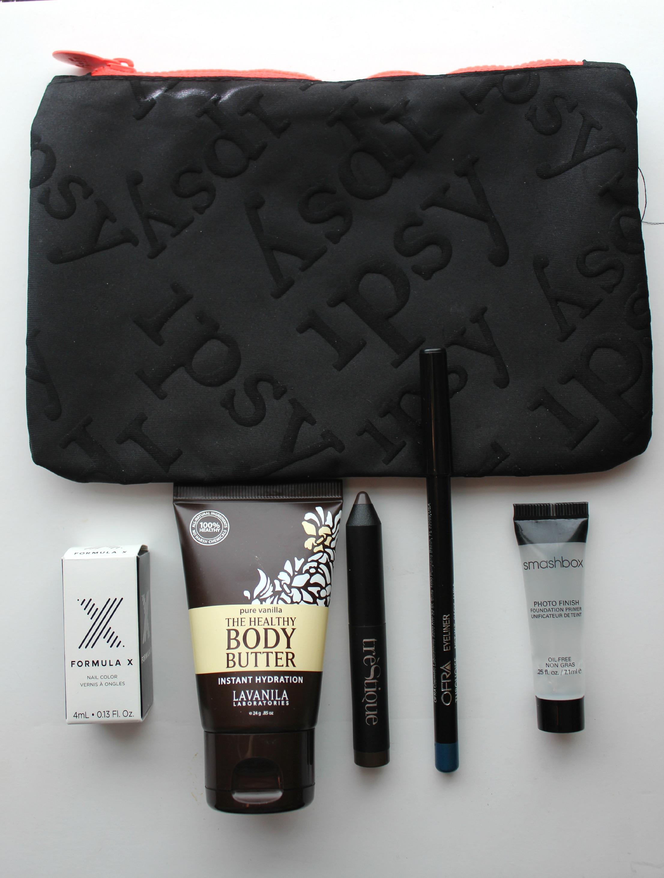 June's Ipsy Glam Bag