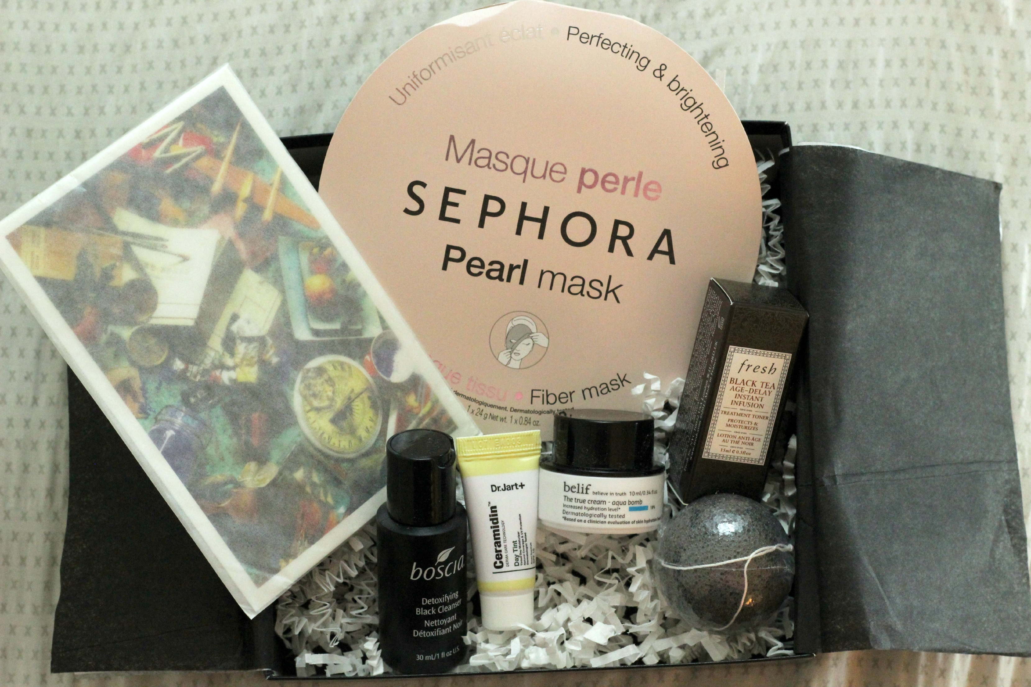 October Play! by Sephora Box