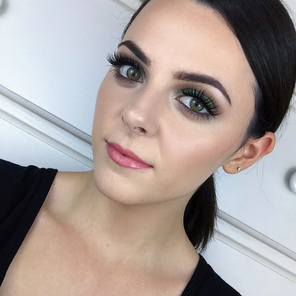 Wearable Green Eyeshadow Look