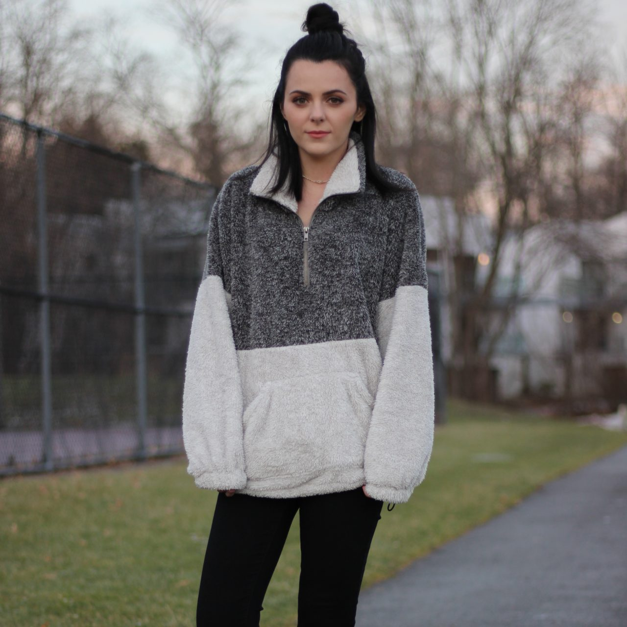 The Cozy Pullover