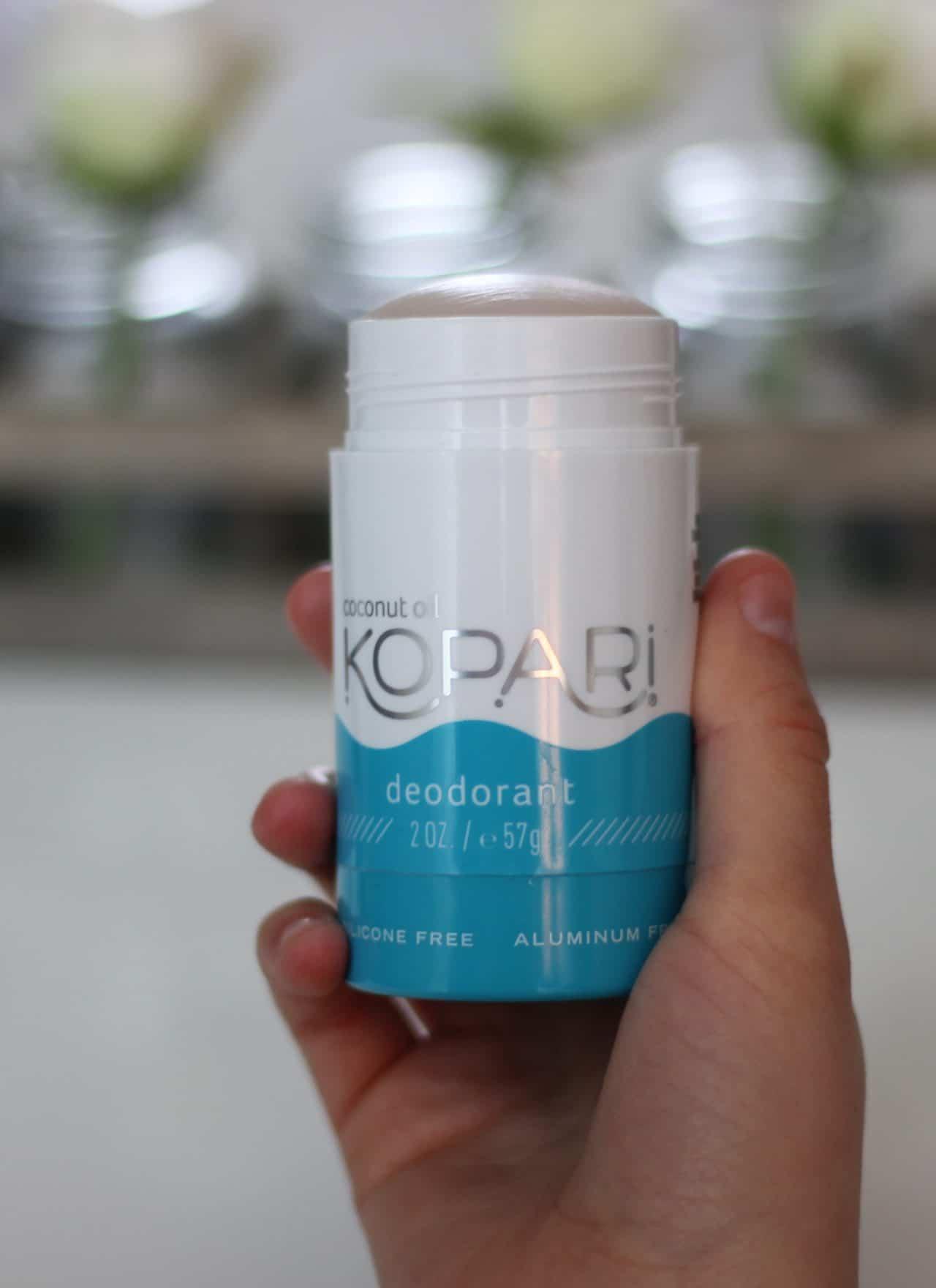 Kopari Coconut Deodorant Review