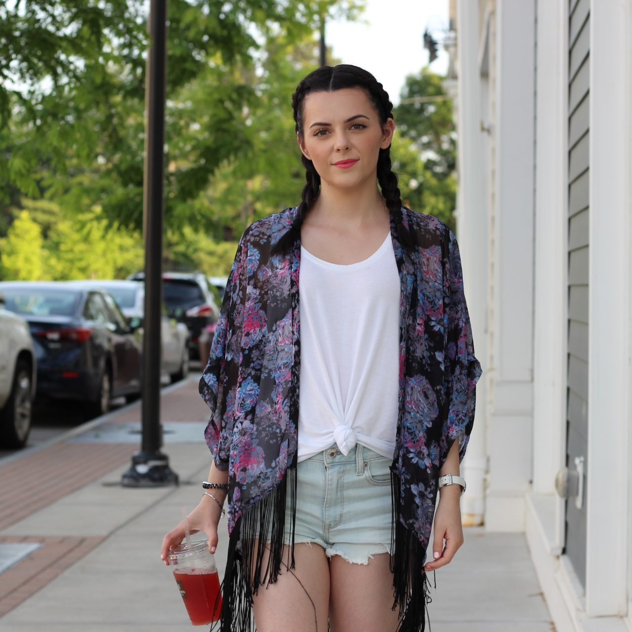 11 Affordable Kimonos for Summer