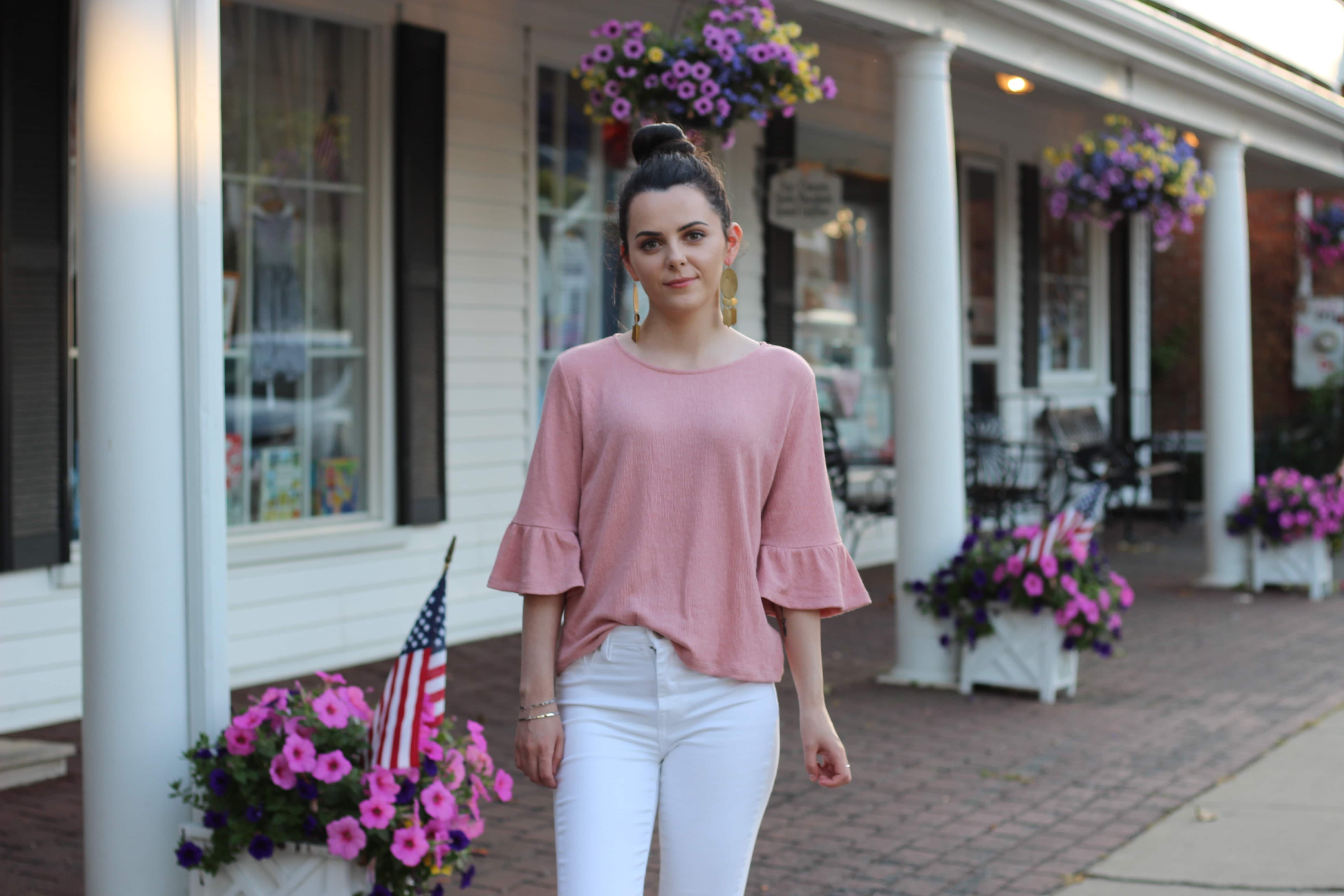 Dinner Outfit : Cape Cod
