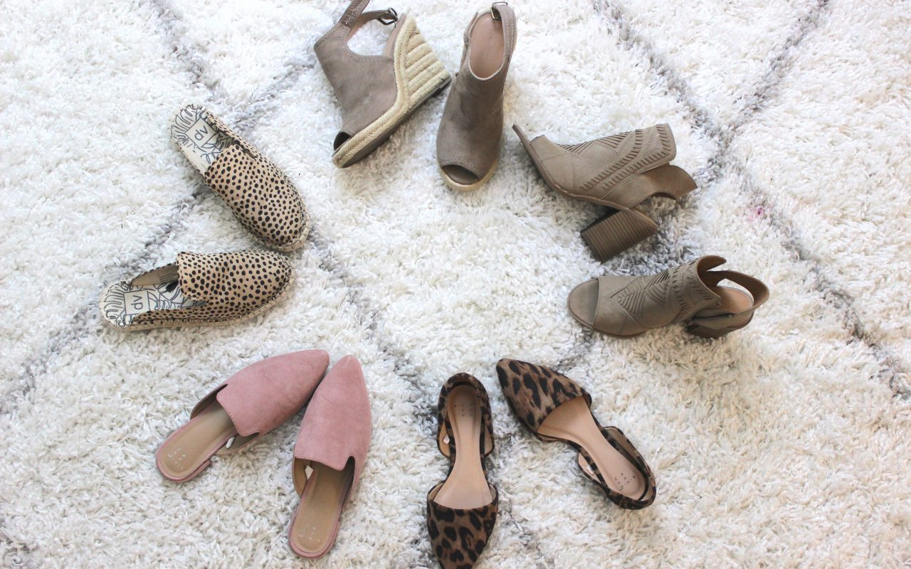 Target Shoe Collection