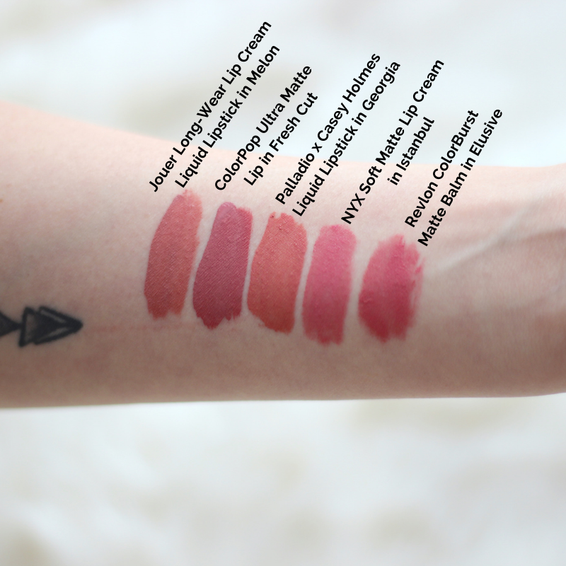 The Perfect Everyday Lip Colors