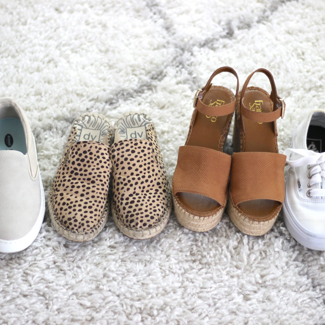 Must Have Shoes for Spring!