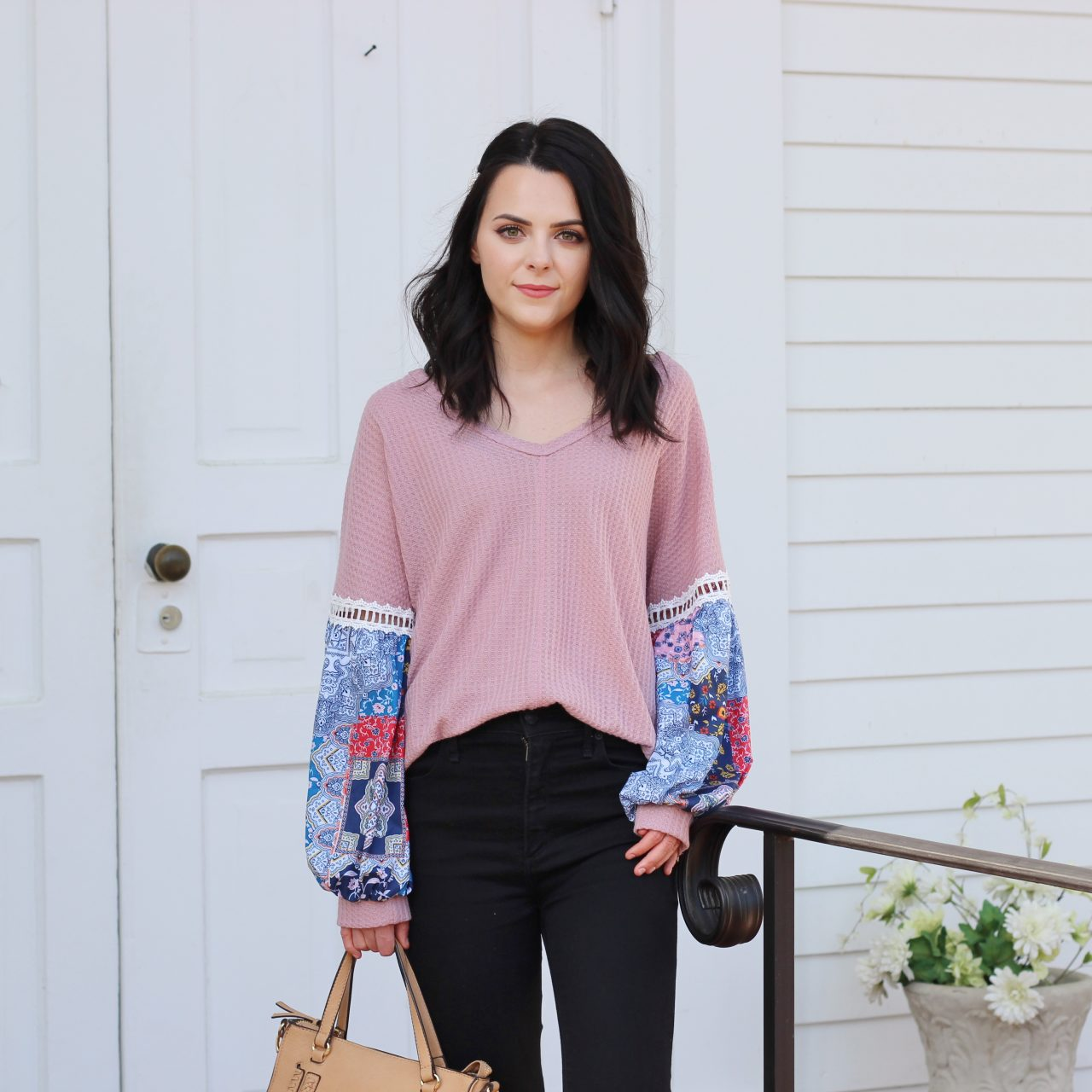 Free People Inspired Sweater!