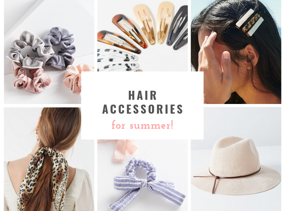 Hair Accessories for Summer
