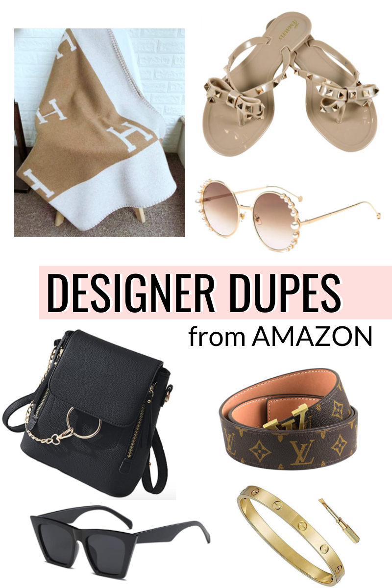 designer dupes from amazon